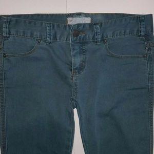 Free People Super Skinny Denim Jeans